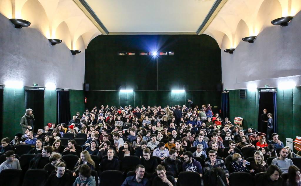 "Podrška platforme ""Zagreb je NAŠ"" akciji ""Daj mi kino -2"""