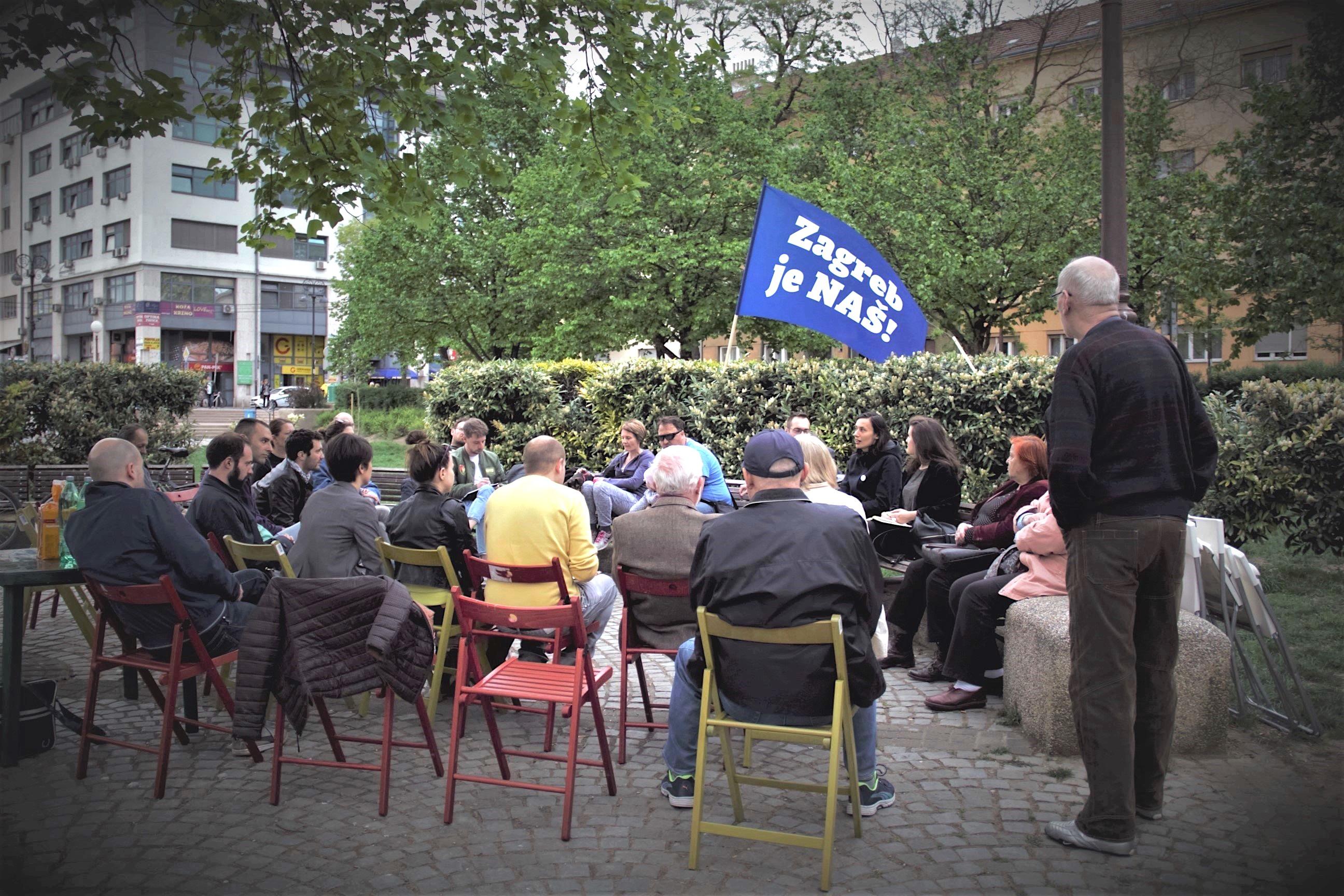 Građane Kvatrića najviše smeta beživotni Kvaternikov trg i propadanje Badela