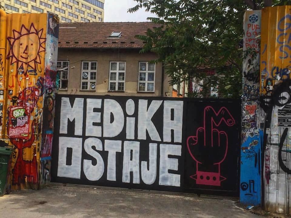 Solidarno s Medikom – napad na nezavisnu kulturu i propast Bandićevog modela upravljanja gradom