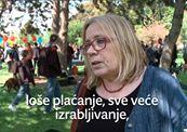 Nadežda Čačinovič i Edo Popović za Zagreb je NAŠ!
