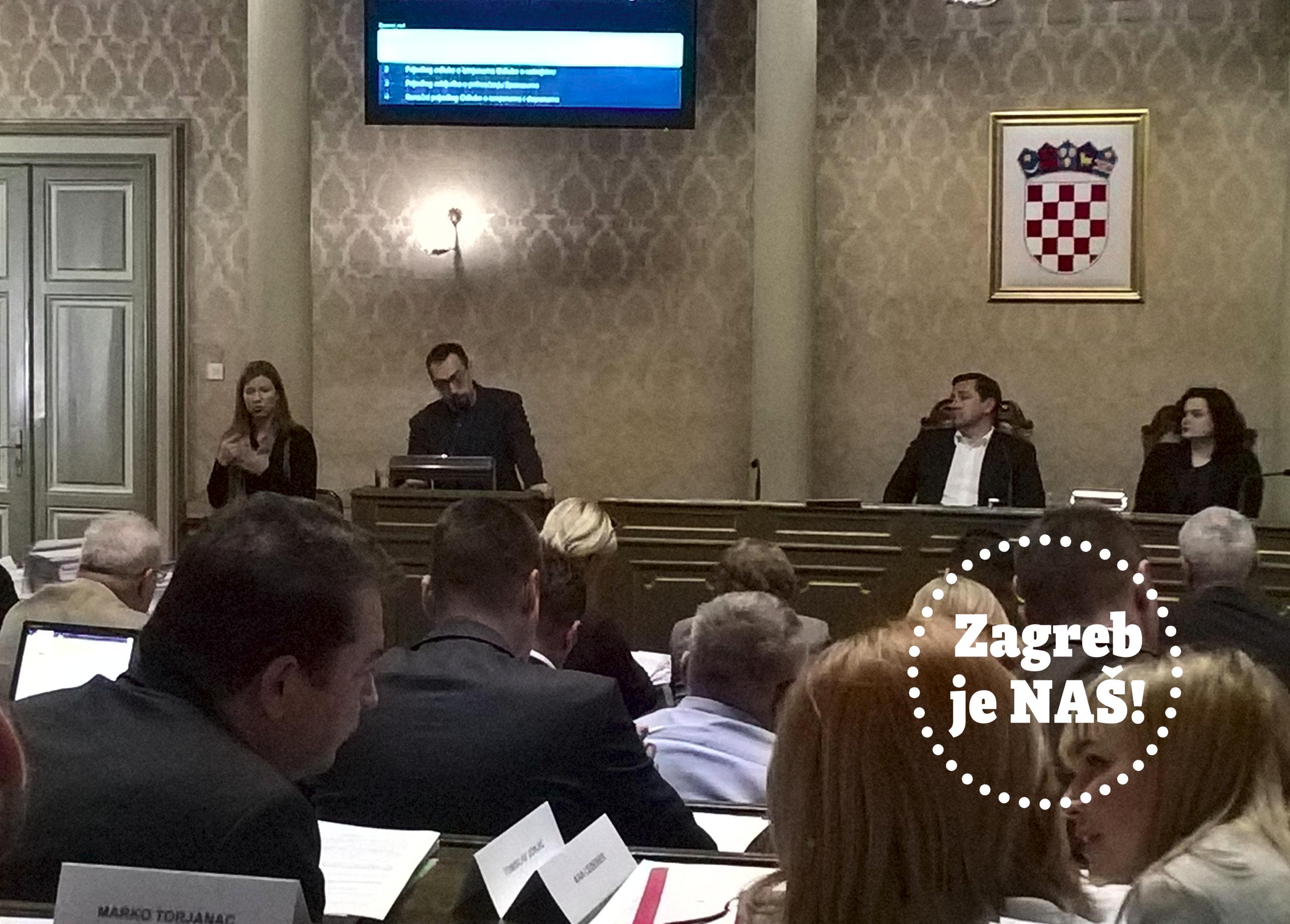 Tomašević na Skupštini o Bandićevom pogodovanju Todoriću i Horvatinčiću, Lexu šerif, rebalansu proračuna, zaduživanju Holdinga i drugim temama