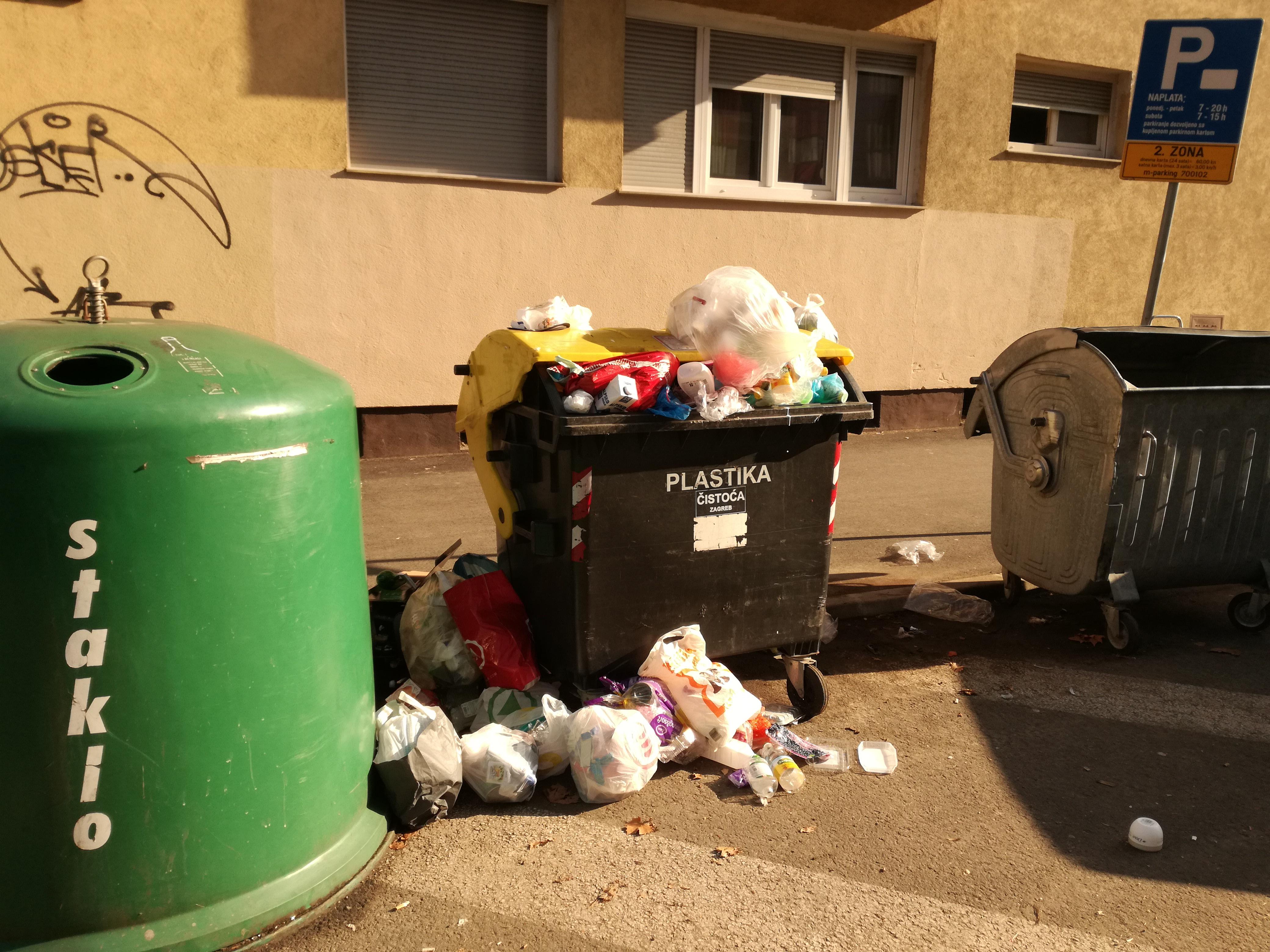 Zagreb novom odlukom odustaje od odvojenog prikupljanja otpada!