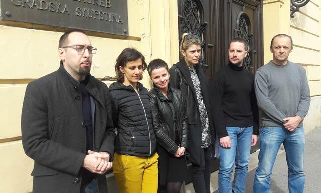 Vijećnici Zagreb je NAŠ!: Kako je Milan ukrao mjesnu samoupravu