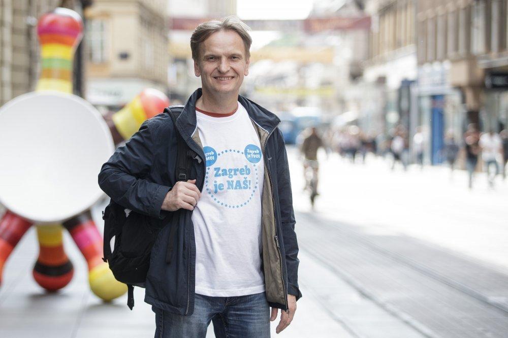 Glumac Vilim Matula izabran je za predstavnika platforme Zagreb je naš! u Vijeće gradske četvrti Donji grad