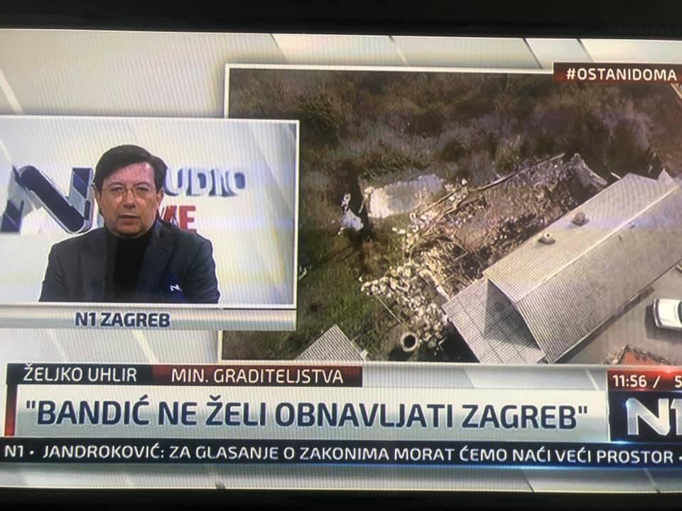 Bandić nastavlja rat s građanima Zagreba