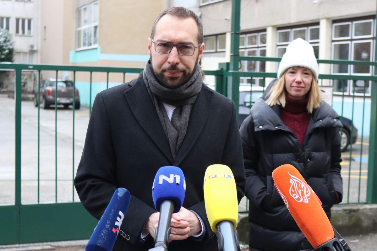 Tomašević: Grad Zagreb hitno mora osigurati sigurnost škola i vrtića