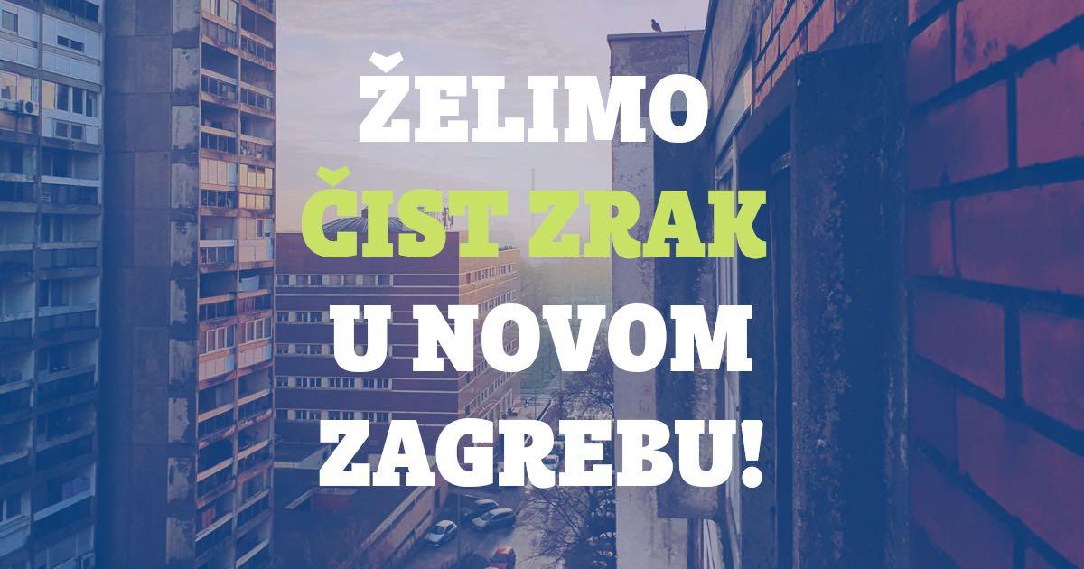 Kako nastaje zagađenje PM10 česticama u Zagrebu?