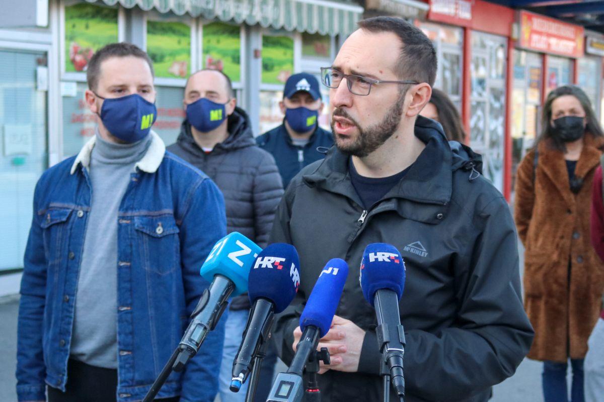 Tomašević: Kampus Borongaj neiskorišten je potencijal Peščenice i Zagreba