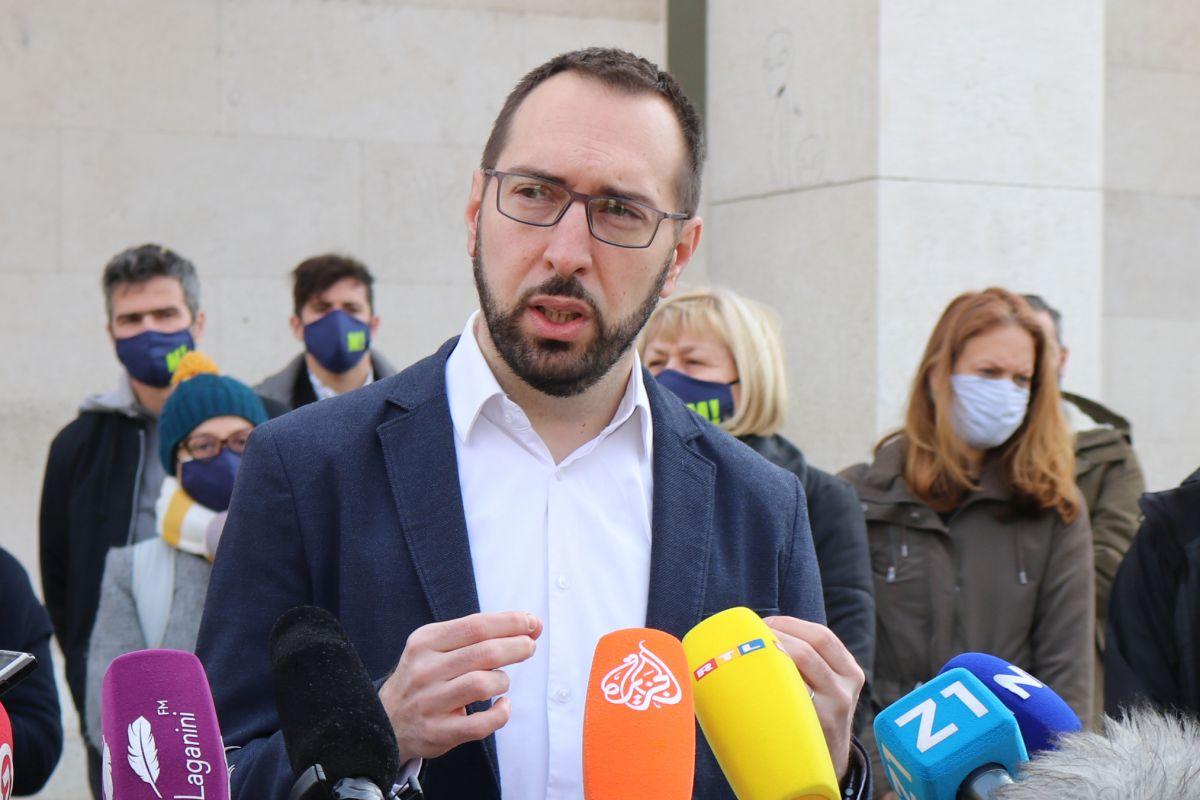 Tomašević za JL: Bit ću gradonačelnik otporan na sve vrste pritisaka, prijetnji i podmićivanja