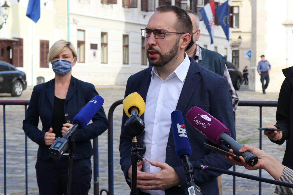 Tomašević: Po dnevnom redu se vidi da Gradska uprava očekuje gubitak vlasti