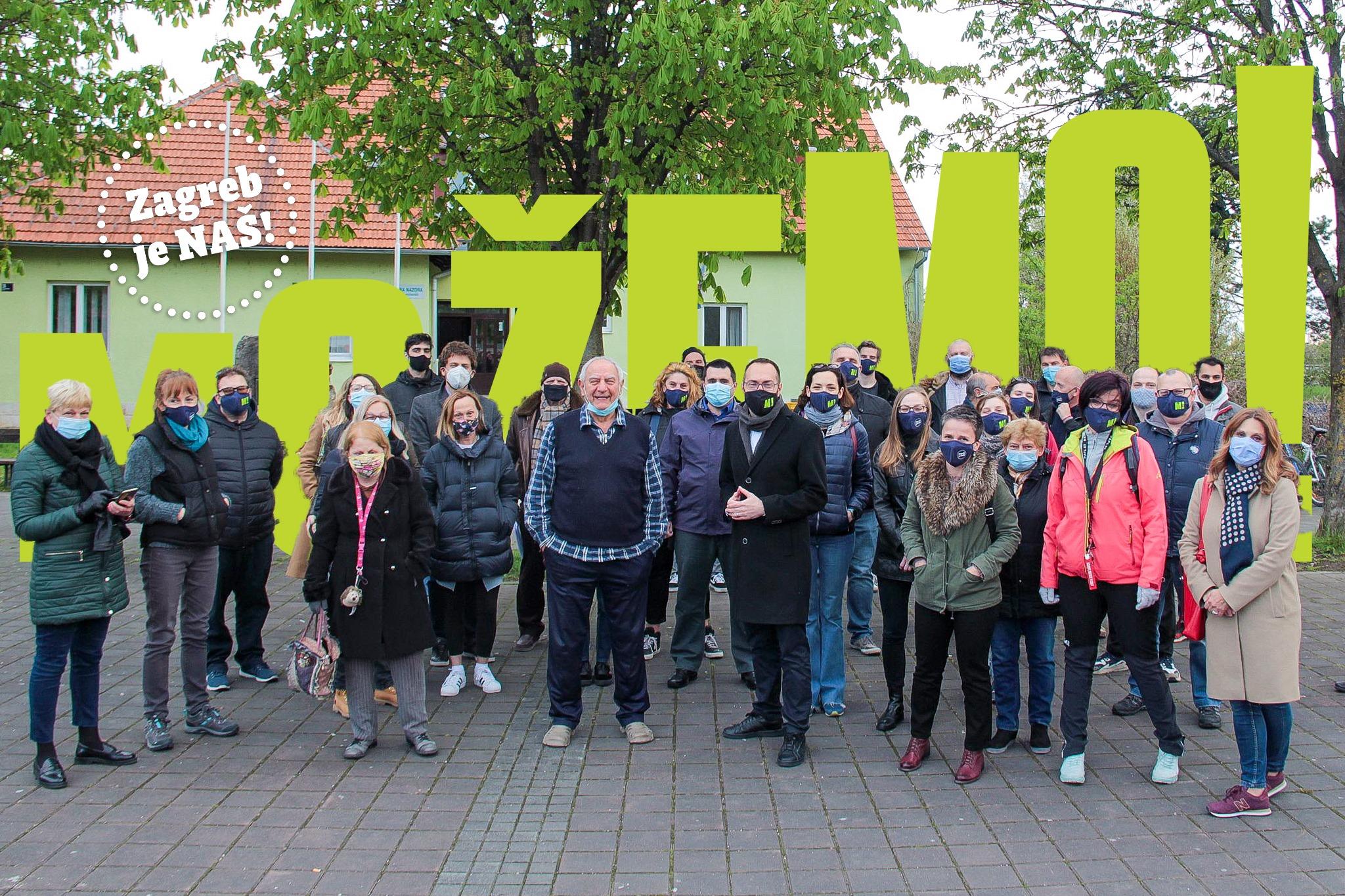 Kvartovska šetnja: Podsused-Vrapče – svjetlo na rubu grada