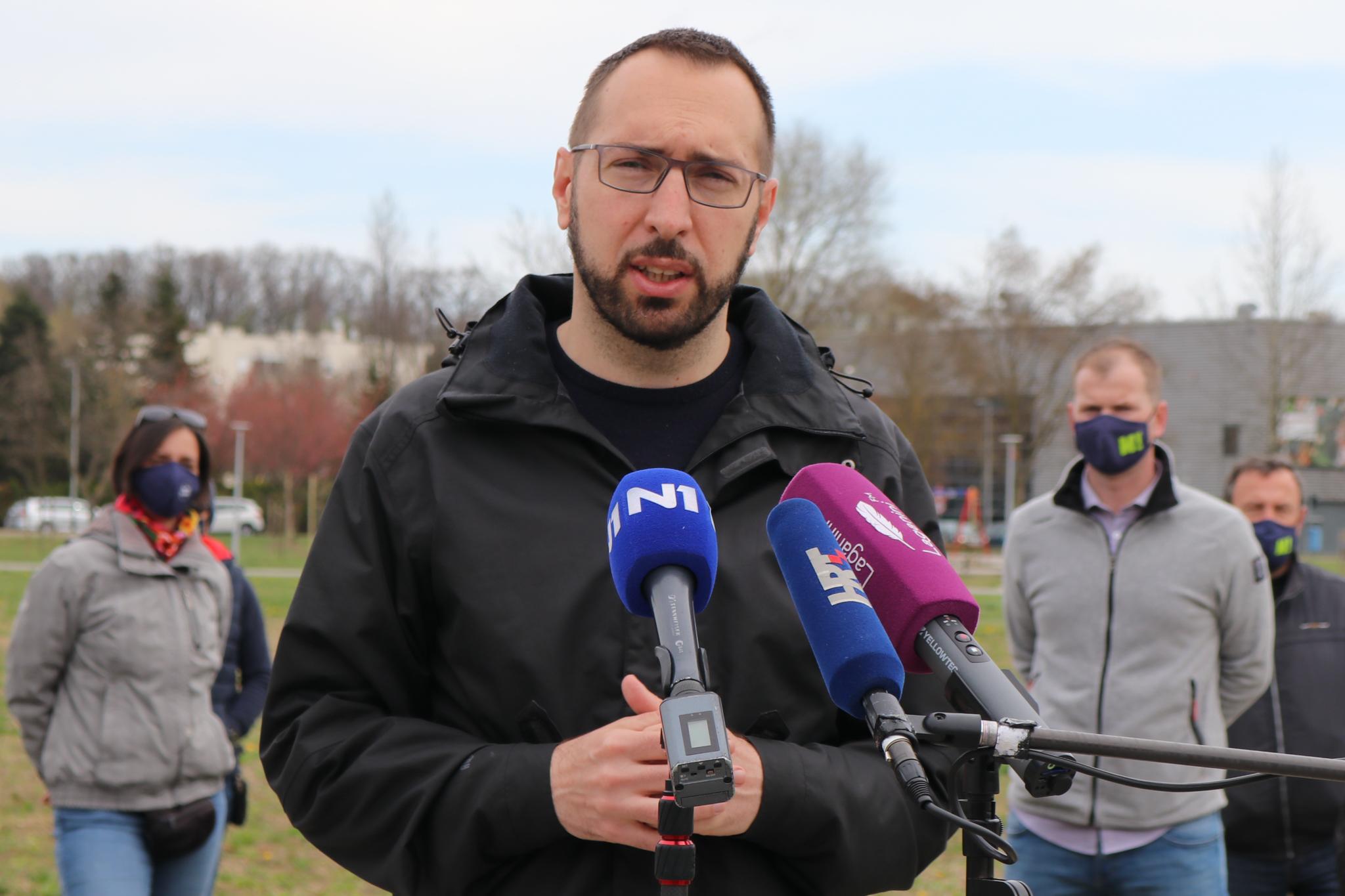 Tomašević: Napravit ćemo novi GUP koji će doista pratiti nove urbane potrebe razvoja Sesveta