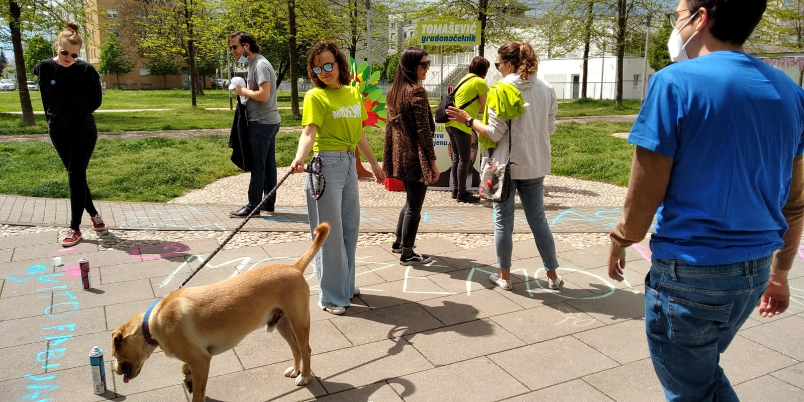 Druženje s građanima na Vrbanima: drvo želja