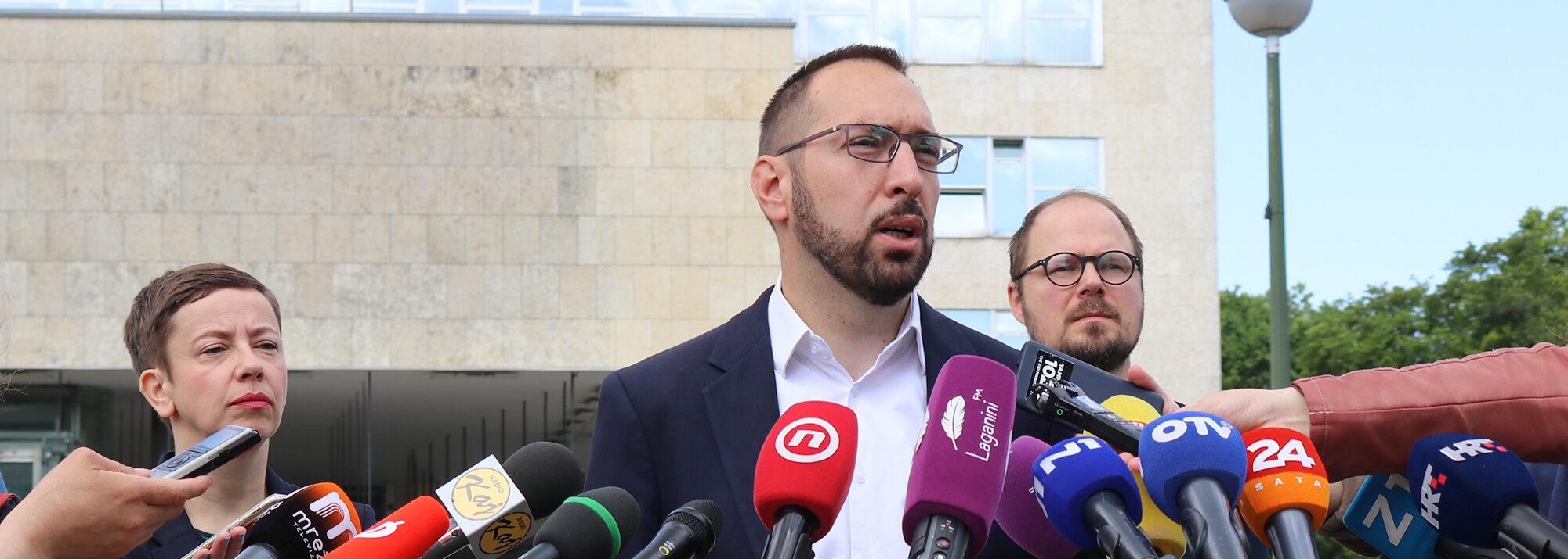 Primopredaja vlasti u Zagrebu: upravljat ćemo odgovorno, transparentno i efikasno
